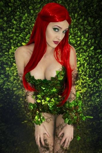 Sexy jessica rabbit cosplay
