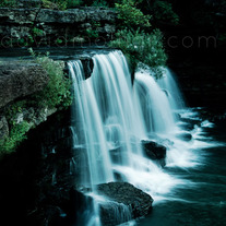 P039 Tennessee Waterfall