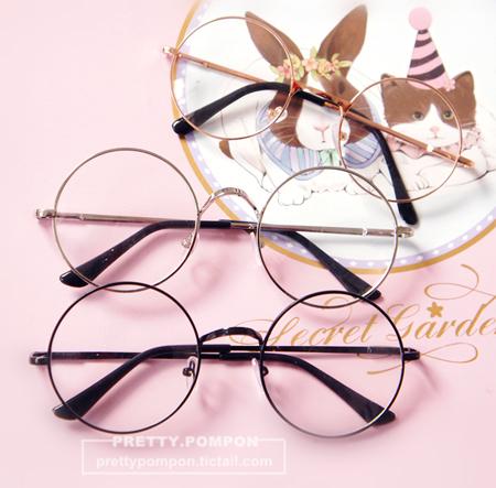 Loli Love Glasses Frames P0036 · PrettyPomPon · Online Store Powered ...