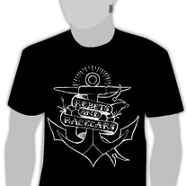 Anchor T-Shirt (black)