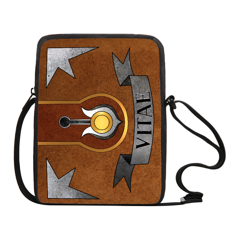 Mercy Spell Book Bag (Small) · Magical Girl and Nerd Boy · Online ...