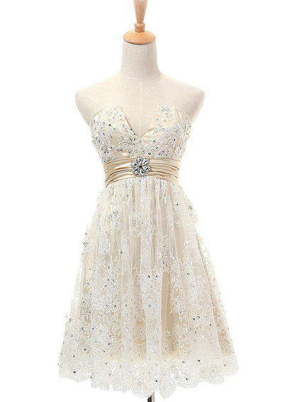 Lace Homecoming Dress,Homecoming Dress,Homecoming Dresses,Lace ...