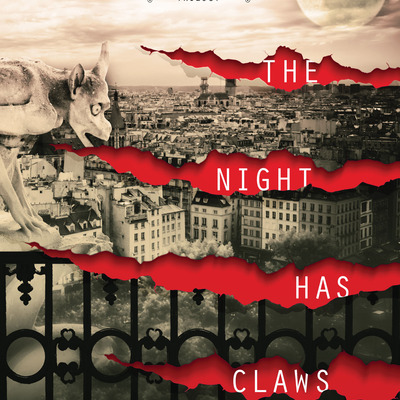 The night has claws (collector's edition paperback) by kat kruger (the magdeburg trilogy, #2)