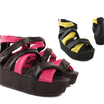 Sandalias Tiras / Crossed Sandals LS207