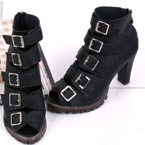 Zapatos Hebilla / Buckle Shoes LS248
