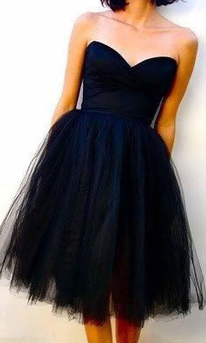 Cute Sweetheart Short Prom Dress , Graduation Dresses ,cheap ...