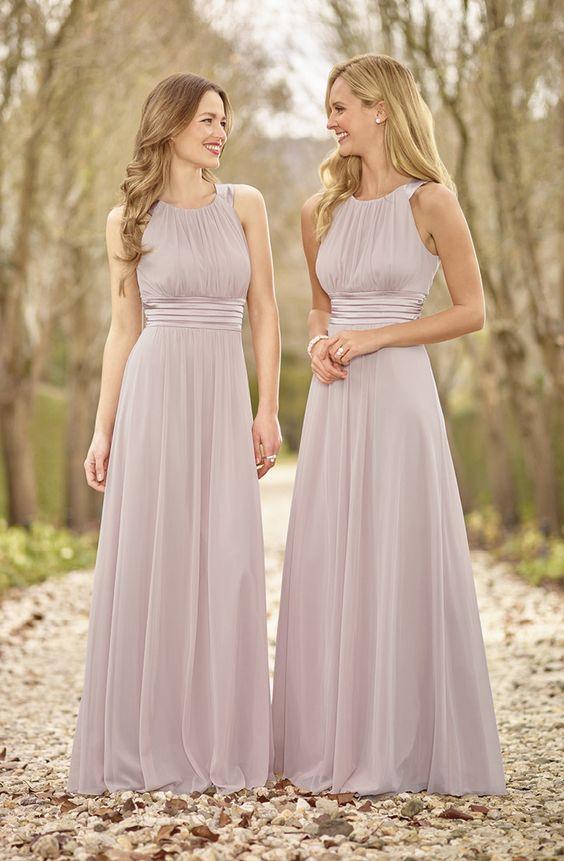 F54 Halter Chiffon bridesmaid dresses, Cheap bridesmaid dresses ...