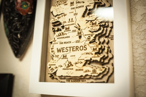 FRAMED WESTEROS- GAME OF THRONES · ORIGIN ART · Online Store Powered ...