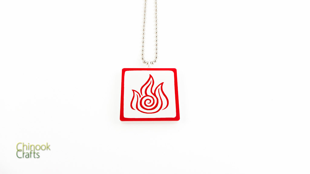 Clearance Avatar Fire Bending Necklace Chinook Crafts Online