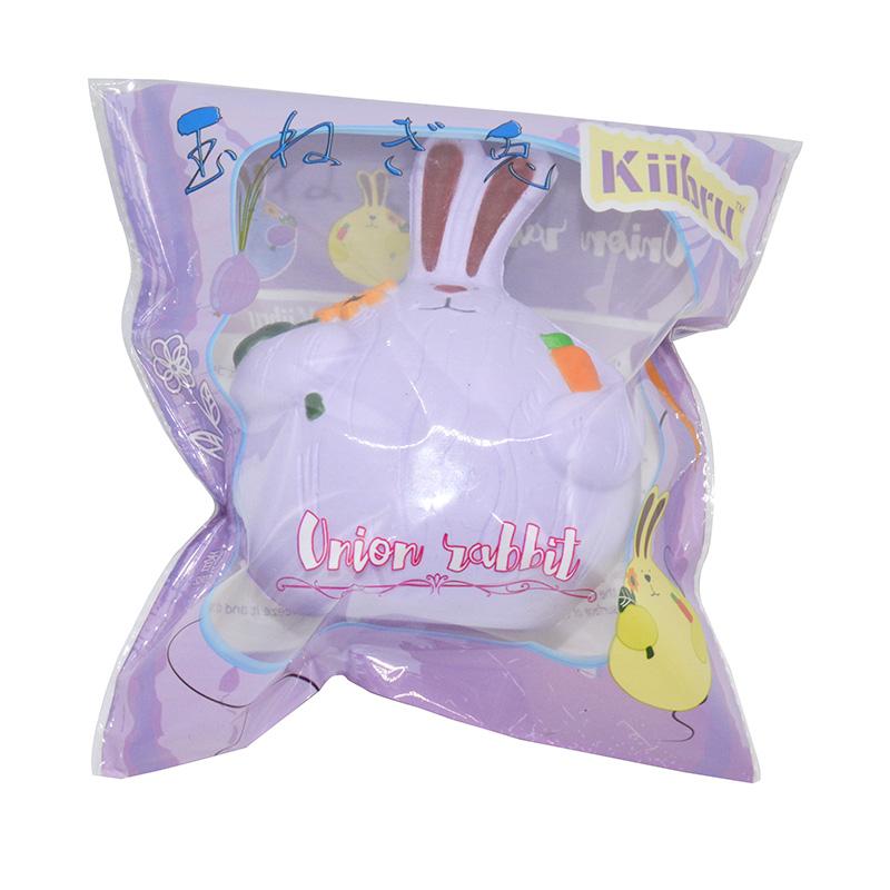 Squishy Kiibru : Kiibru Onion Rabbit Squishy (Scented!) ? Uber Tiny ? Online Store Powered by Storenvy