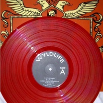 "Wyldlife - 12"" Red Vinyl"