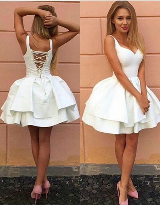 Short Sexy Homecoming Dresses