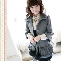 Abrigo Princesa / Princess Coat DW546