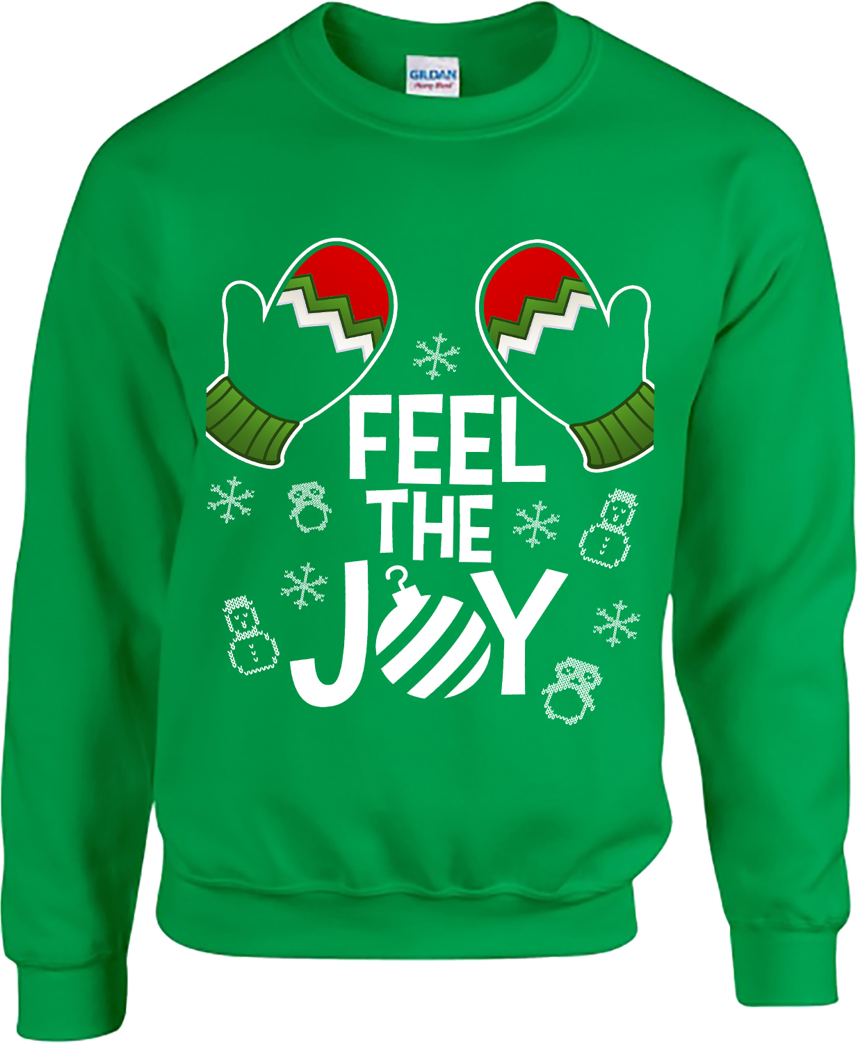 feel the joy ugly christmas sweater party feel the joy ugly christmas sweater - Feel The Joy Christmas Sweater