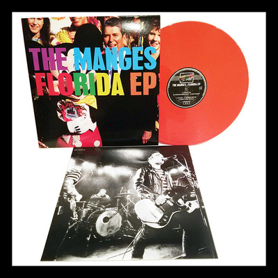 """12"""" ep: the manges """"florida"""""""