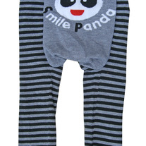 SMILE panda Legging Pants Unisex boys Girls Size Infant baby 3 mos to 4T toddlers
