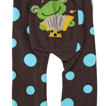Frog with Blue Dots Legging Pants