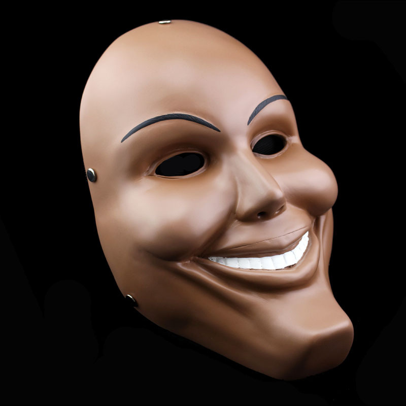 the purge horror halloween mask cosplay custome props for halloween party thumbnail 2