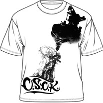Ink Drop Men's T-Shirt