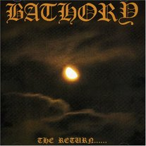 Bathory - Return Of Darkness (black vinyl)