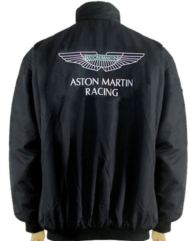 Aston Martin Racing Jacket Black Aston Martin Racing Jacke
