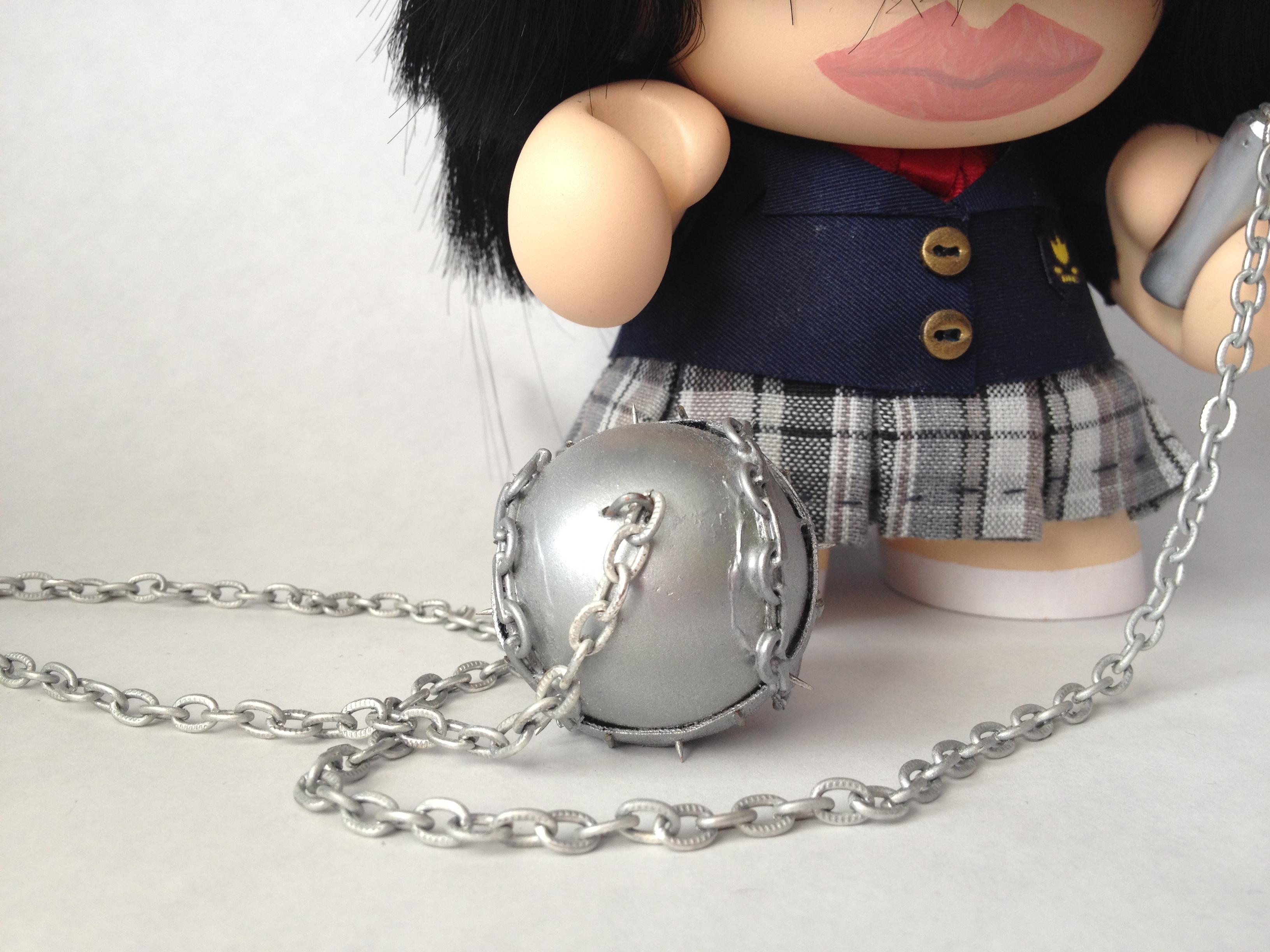 Kill Bill Gogo Weapon Kill Bill's Gogo Yubari Custom