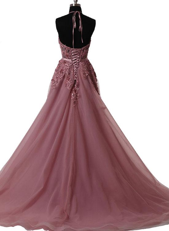 vintage lace prom dresses 2018 unique a line prom dresses