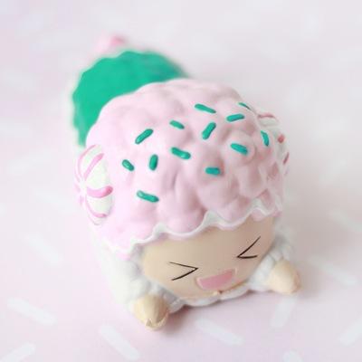 pat pat zoo sheep squishy