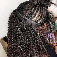 Natural Looking Curly Human Hair Bundles  - Thumbnail 4