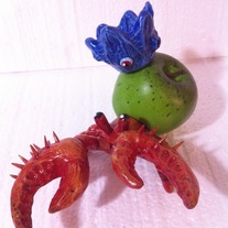 """Mini King Crab Apple"" by Mr. Den"