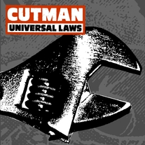 "Cutman ""Universal Laws"" CD or tape"
