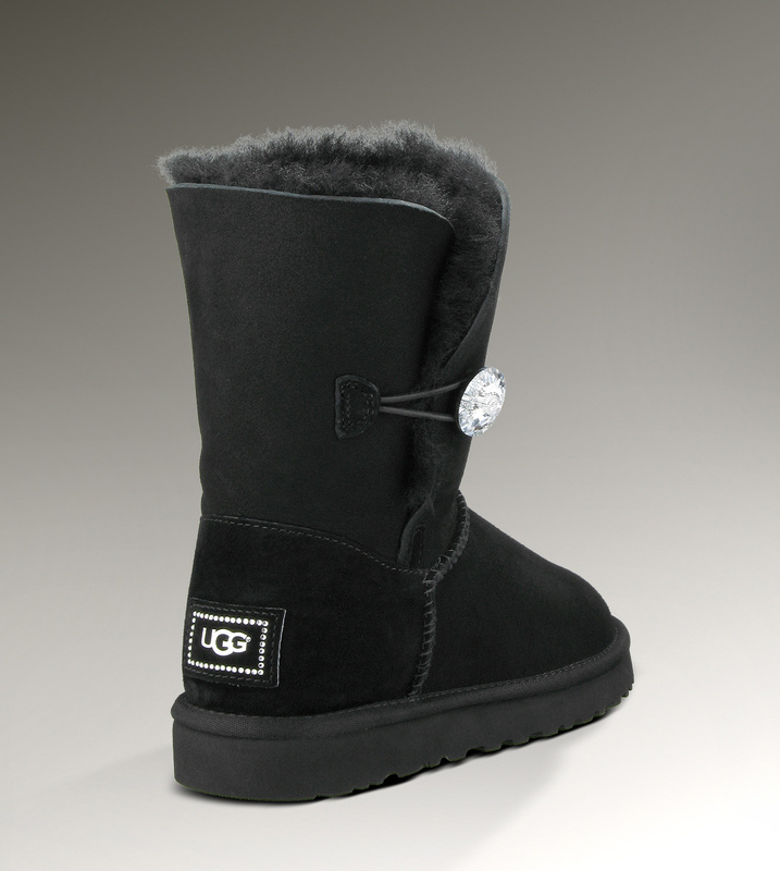 UGG® Bailey Button Bling Boots vc8wiszeI