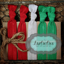 holiday : original {knotieties} 10 pack