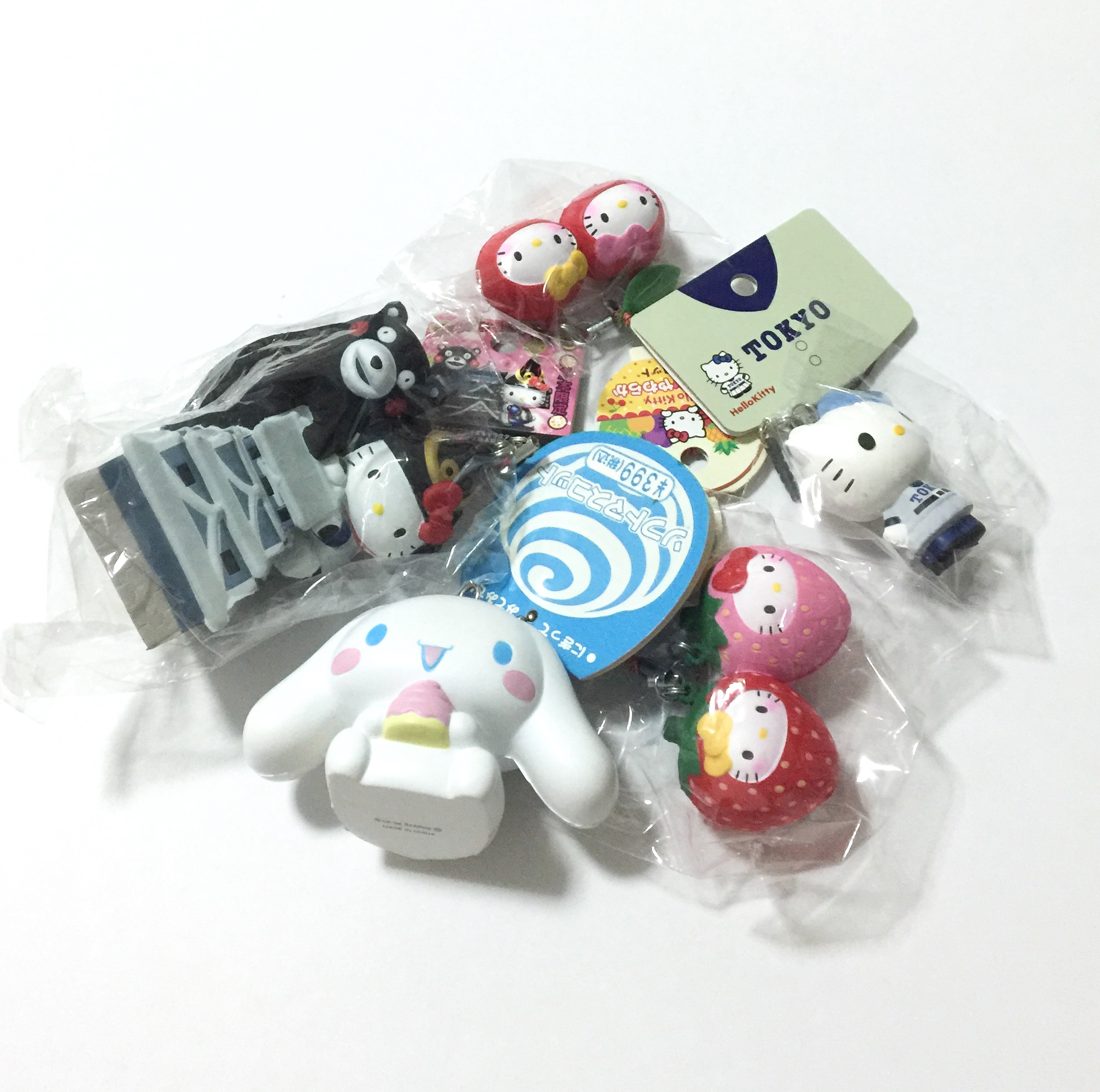 Squishy Collection Hello Kitty : Hello Kitty Squishy Bundle ? simpleeerandom ? Online Store Powered by Storenvy