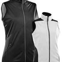 Dexterity Reversible Vest Black/White