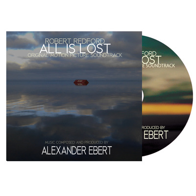 All is lost - soundtrack, cd