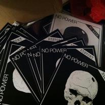 "NÖ PÖWER ""DISTORT"" 7"" (self released)"