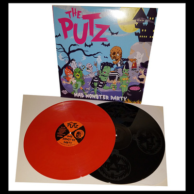 """12"""": the putz """"mad monster party"""""""