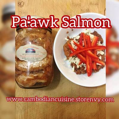 Pa'awk (16 oz mason jar)