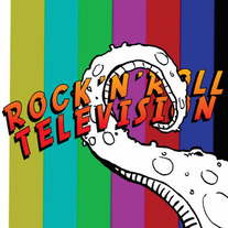 "Rock N Roll Television - ""S/T"" CD"