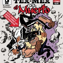 Weapon Tex-Mex Vs El Muerto