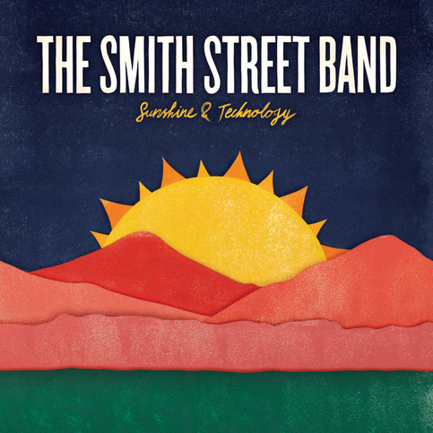 "THE SMITH STREET BAND ""Sunshine and Technology"" LP"