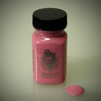 2oz SOLE JUNKIE CUSTOM ACRYLIC SNEAKER SHOE PAINT - PINK