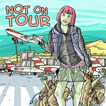 "Not On Tour - ""S/T"" 12"""