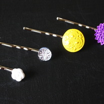 Fun Bobby Pins