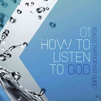 How to Listen to God - Participant Guide 01