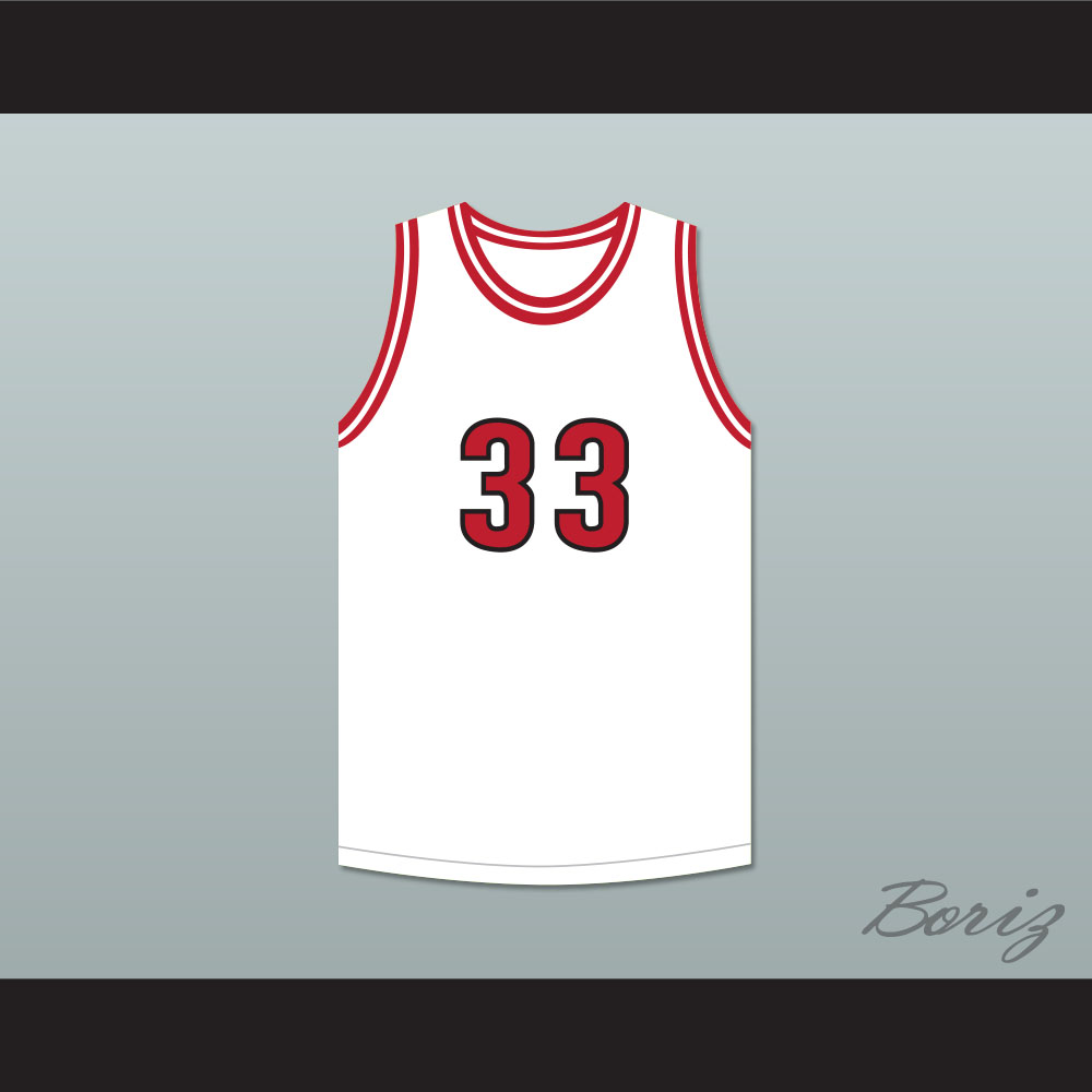 Shaquille O Neal 33 Christmas Special Basketball Jersey Shaq and The Former  Lakers Skit MADtv ... 2fbc358ce