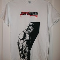SUPERHERO T-shirt (with Alvin graphic)