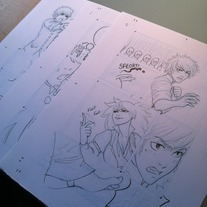 Original Pages: Koshi Kickn'
