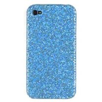 Sky Blue Sparkle Caze (iPhone 4/4s)